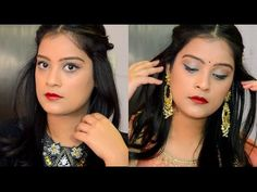 Glam Fall Makeup For Western & Indian Wear