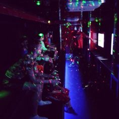 Awesome Laser light show at Dylan's birthday party! Hosted by Xtreme Game Party! www.xtremegameparty.com