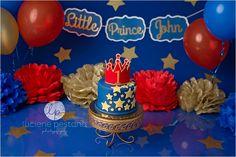 Little Prince Cake Smash | CT Smash the cake photographer | Luciene Pestana Photography | West Hartford CT_0089.jpg