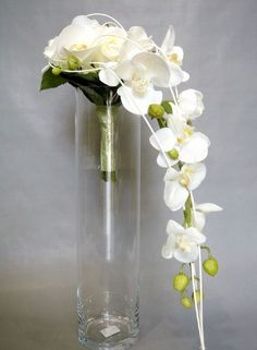 1000 images about bouquets on pinterest mariah carey mariage and butterfly wedding - Bouquet mariee orchidee ...