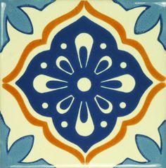 Especial (Ceramic) Mexican Tile - Oleada