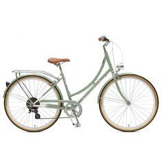 Venus-7 Step-Thru Seven-Speed City Bike