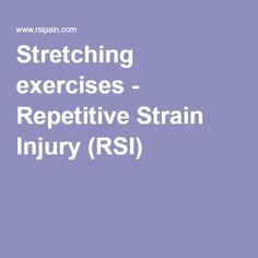 With regular stretching you can prevent muscle shortening and stiffness. Free exercises on this website! Leg Pain, Back Pain, Stretching Exercises, Stretches, Wellness Tips, Health And Wellness, Repetitive Strain Injury, Stress Management, Stress And Anxiety