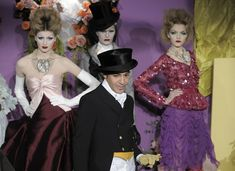 Style Me, Stylist! John Galliano - Christian Dior - 1997/2012