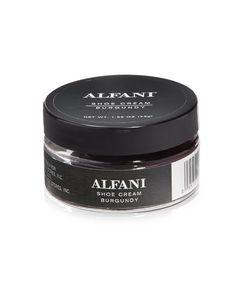 Alfani Burgundy Shoe Cream, Only at Macy's