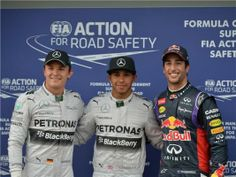 Lewis Hamilton, ο πρώτος poleman για το 2014. http://www.caroto.gr/?p=16812
