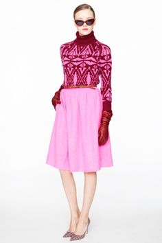 Get ready to obsess the new J. Crew collection...check out all the pics on R29!