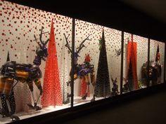 Creative Store Display Window