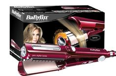 Change your hairstyle easily, whenever you want – the incredible Relaxer Curler Rotary Pro Styler from Babyliss, Paris – now just £49.99!