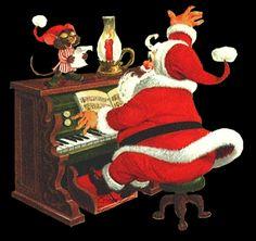 Merry Christmas Gif, Christmas Scenes, Christmas Past, Christmas Music, Vintage Christmas Cards, Christmas Pictures, Christmas Colors, Christmas Greetings, All Things Christmas