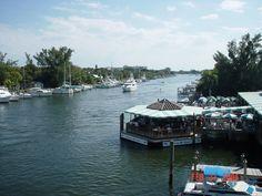 North Palm Beach Intracoastal Waterway.