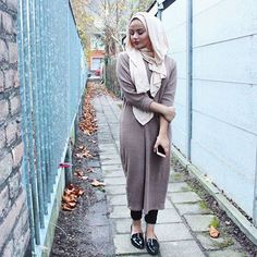 RUBA ZAI @hijabhills Casual today! Ina...Instagram photo | Websta (Webstagram)