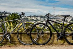 Priced at $489, our top pick, the Marin Fairfax SC1, ticks all the boxes on our hybrid-bike checklist: durable-enough Shimano components, a steel fork that's forgiving on potholes and rough city streets, rack and fender mounts, and grippy, Kevlar-reinforced tires that should help deter flats.