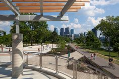 Merit Award: Built Paines Park by Friday Architects/Planners, Inc.