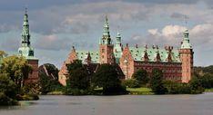 Frederiksborg Castle - Hillerød, Denmark.