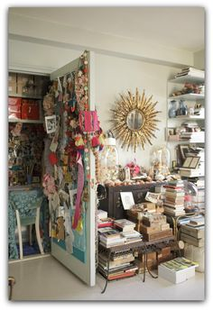 Linda Rodin NYC  {re}cycled consign and design: The coolest Grandma EVER....