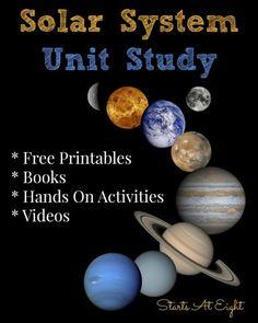 Solar System Unit St