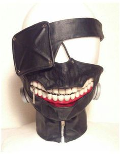 Tokyo ghoul mask   Tokyo Ghoul cosplay<<< now this one looks legit...
