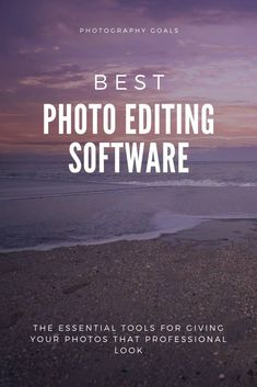 You need the best photo editing software to unlock the potential of your photos. Whether you're a professional photographer or amateur, these are the best options available today for spectacular images, including Lightroom, Photoshop, and other lesser-known options. Time Lapse Photography, Landscape Photography Tips, Photography Basics, Photography Tips For Beginners, Exposure Photography, Photography Editing, Landscape Photos, Travel Photography, Best Photo Editing Software