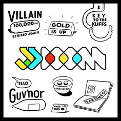 JJ Doom 'Key To The Kuffs'