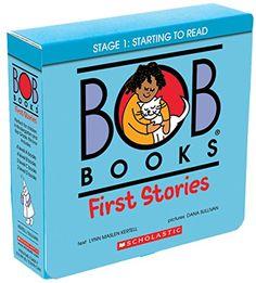 Amazon.com: My First BOB Books: Pre-Reading Skills (9780545019224): Lynn Maslen Kertell, Lynn Maslen Kertell, John Maslen, Sue Hendra: Books