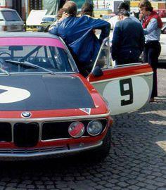 1972-03 Monza - The Sunroof Schnitzer (winner of European Hillclimb Gr2 1971)