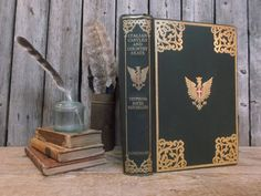 Antique Book ~ Italian Castles and Country Seats  Tryphosa Batcheller ~ 1st Edition, 1st Printing ~ 1911 ~ Wonderfully Illustrated by TatteredPagesBooks on Etsy