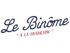 """Le Binôme « à la Française ». Deux frères marseillais qui ont décidé de lancer leur marque de vêtements """"Made in Marseille..."""""""