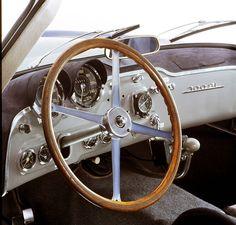 Mercedes-Benz 300 SL (W194) by Auto Clasico, via Flickr