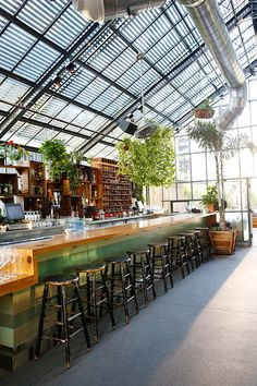 spotted: commissary at the line hotel / sfgirlbybay