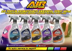FREESUR AIR PERFUM AROMATIZANTE AMBIENTAL SPRAY 440ML LAS MEJORES FRAGANCIAS PARA TU AUTO http://tuautomerecelomejor.com.ar/freesur.html