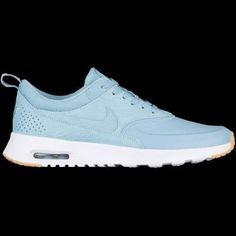 huge discount cac7e 00622 Nike Air Max Thea - Womens Shoes Mica Blue Mica Blue Gum Yellow White
