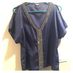 Urban outfitters purchased and never worn urban outfitters short sz med Sparkle & Fade Tops Blouses