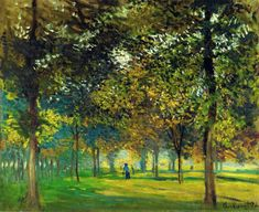 """ Claude Monet,"