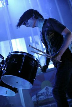 Jonny Greenwood - #Radiohead Santa Barbara Bowl, August 28, 2008