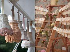amazing details from wedding of interior stylist victoria fitchett