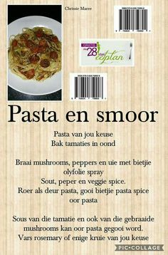 My Recipes, Pasta Recipes, Diet Recipes, Cooking Recipes, Favorite Recipes, Healthy Recipes, 28 Dae Dieet, Dieet Plan, Crispy Baked Chicken
