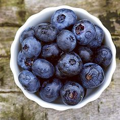 Blueberries are often called a superfood, and for good reason. Their blue hue comes from anthocyanins, compounds that attack cancer-causing free radicals and may even block the growth of tumor cells, according to a University of Illinois at Urbana-Champaign study. Other research suggests that blueberries keep your brain young, urinary tract humming along, and skin bright | Health.com