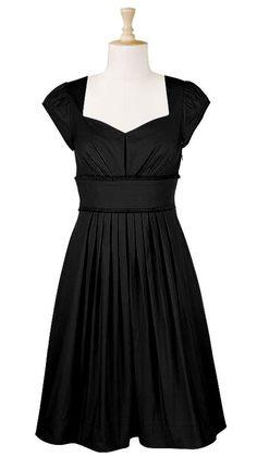 Pleated frill trim poplin dress - love this style. For Elise, Dresser, Poplin Dress, Custom Dresses, Custom Clothes, Lauren, Shops, Pretty Dresses, Blue Dresses