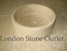 Bathroom Sinks Gumtree 42cm diameter round fano counter top basin | round bathroom basins