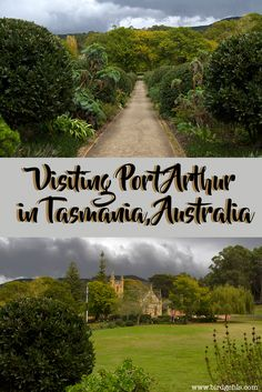 """Port Arthur Historic Site is an important part of Australian history and an unmissable experience for any visit to Tasmania. Click here to find out more about what is known as """"the most haunted place in Australia""""."""