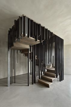 Staircase by Storage Associati #exclusivedesign For more inspirations: www.bocadolobo.com home furniture, designer furniture, inspirations ideas, exclusive furniture, design ideas, home decor ideas, interior design ideas
