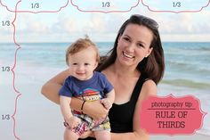 Photography tips - Rule of Thirds by bowerpowerblog.com