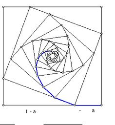 logarithmic spiral formula | graphic inspiration | Pinterest ...