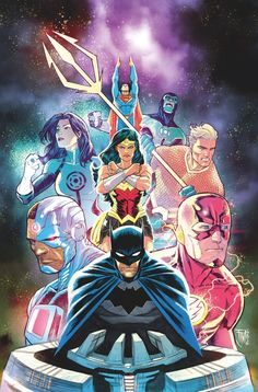 DC COMICS FULL JUNE 2017 Solicitations