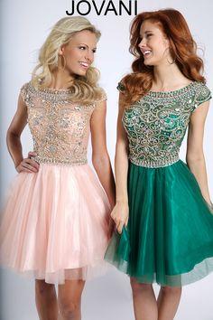 Jovani homecoming dress 94228 - Homecoming Dresses