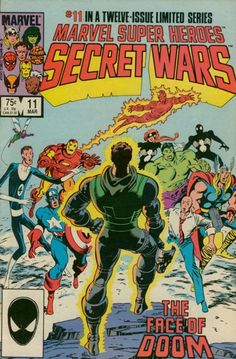 Secret Wars You are in the right place about Comic Book pow Here we offer you the most beautiful pictures about the Comic Book background you are looking for. When you examine the Secret Wars Marvel Dc Comics, War Comics, Marvel Comic Books, Comic Book Heroes, Comic Books Art, Caricature, Comic Book Background, Marvel Secret Wars, Comic Book Collection
