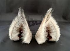So cute. I don't cosplay but I'd still wear these. No Shame! how to make wolf ears - Google Search