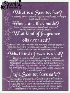 Scentsy wax