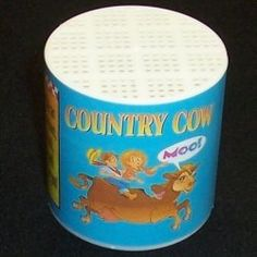 Do you remember these toys? Did you have a mooing cow toy? Chances are good, particularly if you're a Baby Boomer, that you've seen them.    It's...